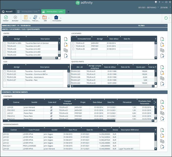 Adfinity REM - Simplification de la gestion du patrimoine 1