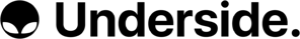 underside logo