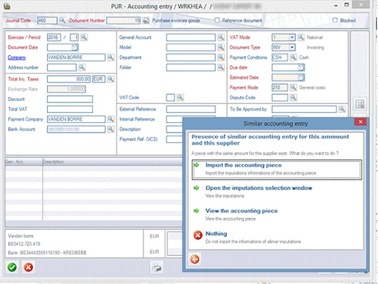 version 5.11 adfinity accounting software