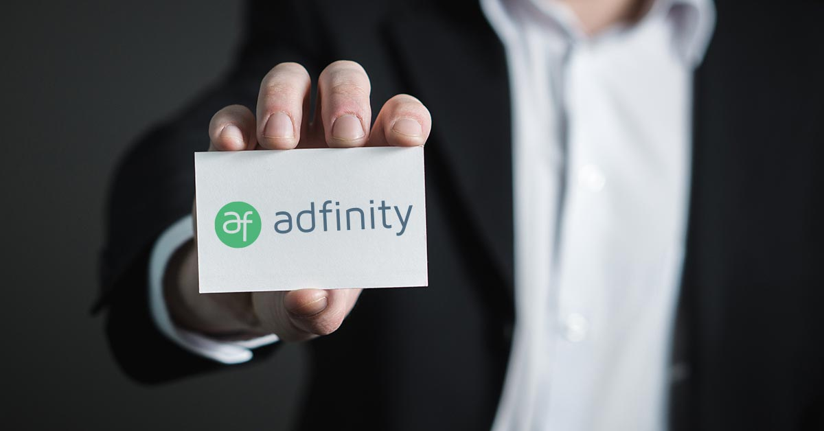 For which sectors is Adfinity suitable?