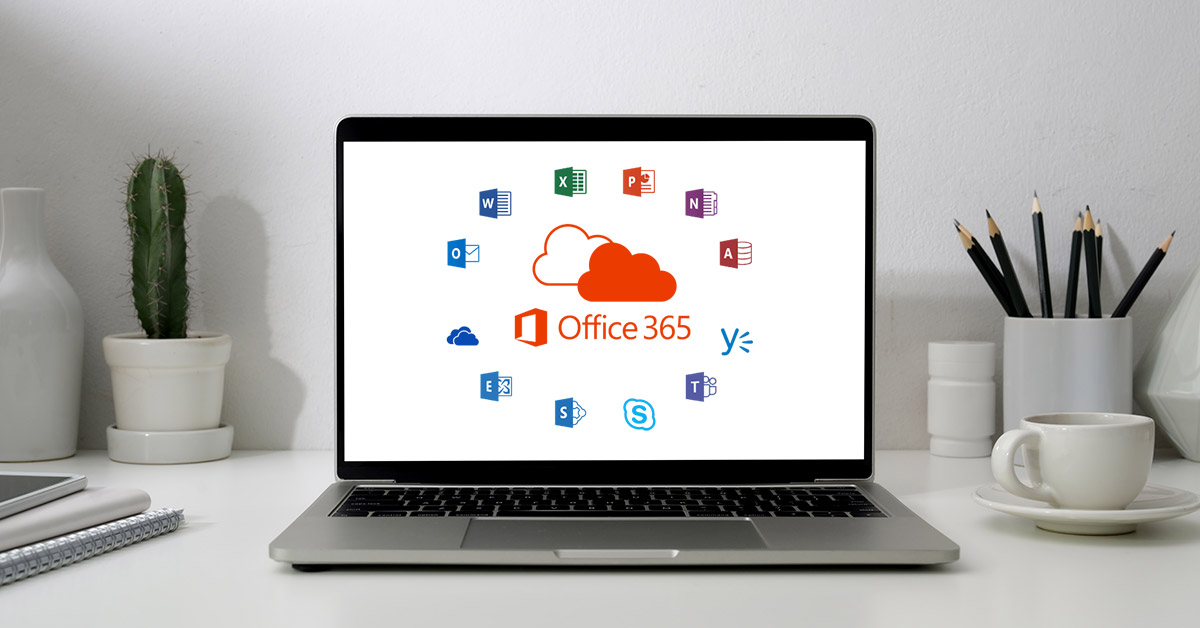 How can Office365 help you during a pandemic