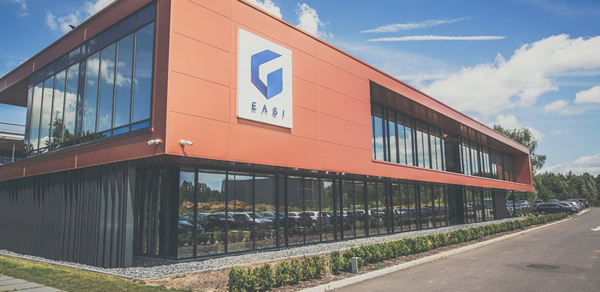 Why should you choose EASI?