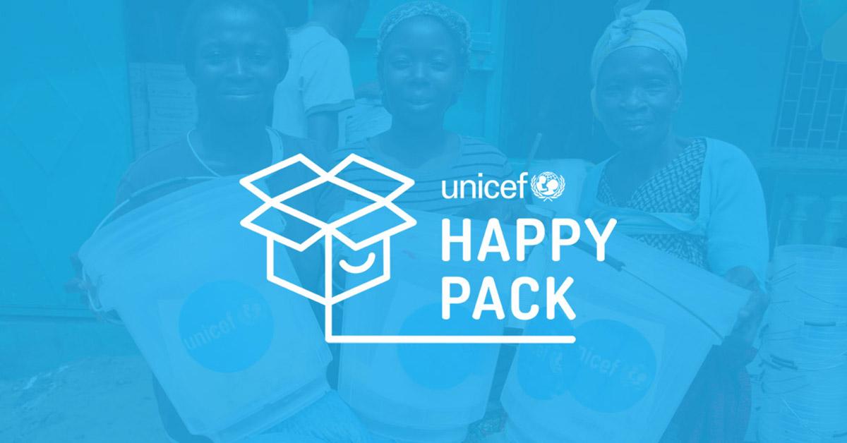 Happy Packs pour les enfants en difficulté