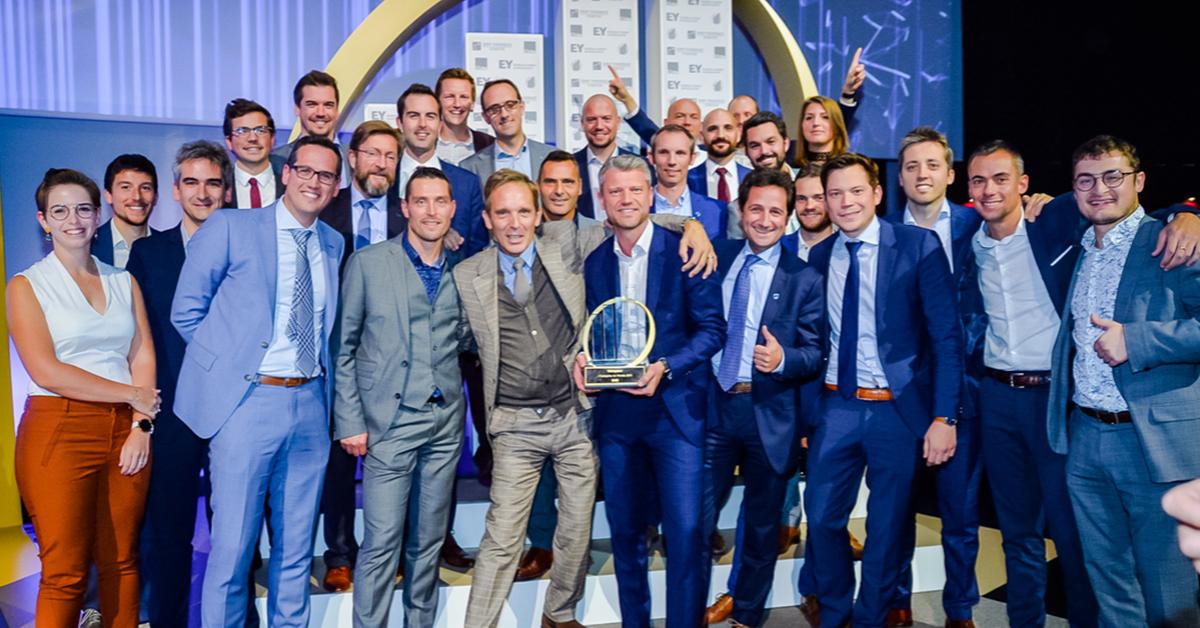 EASI est 'l'Entreprise De L'Année®' 2019