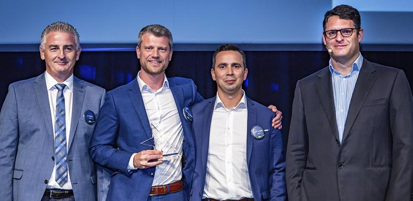 Award « IBM Systems Servers Solution » : IBM distingue EASI
