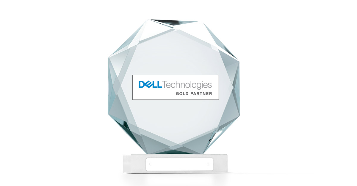 EASI nominated twice for the Dell Technologies Partner Awards