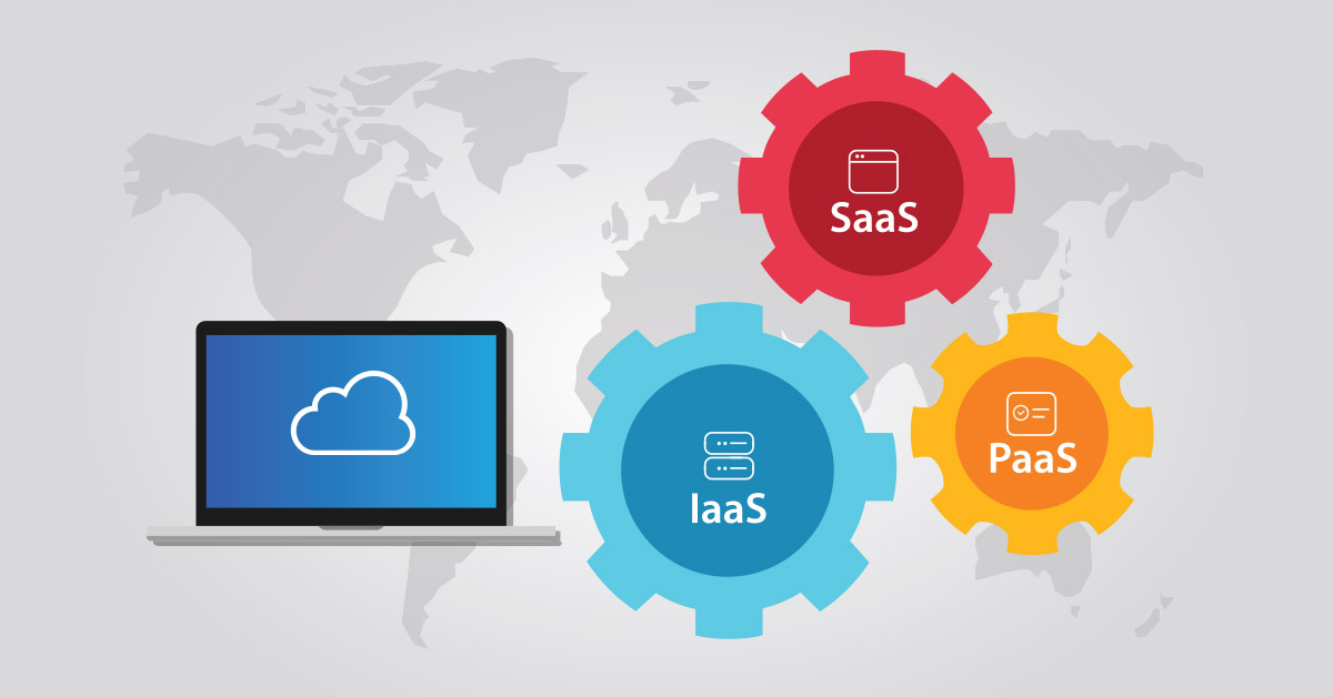 Explained: SaaS, IaaS and PaaS