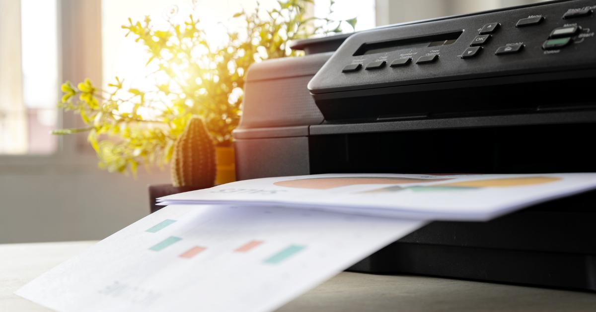 IBM i en printers