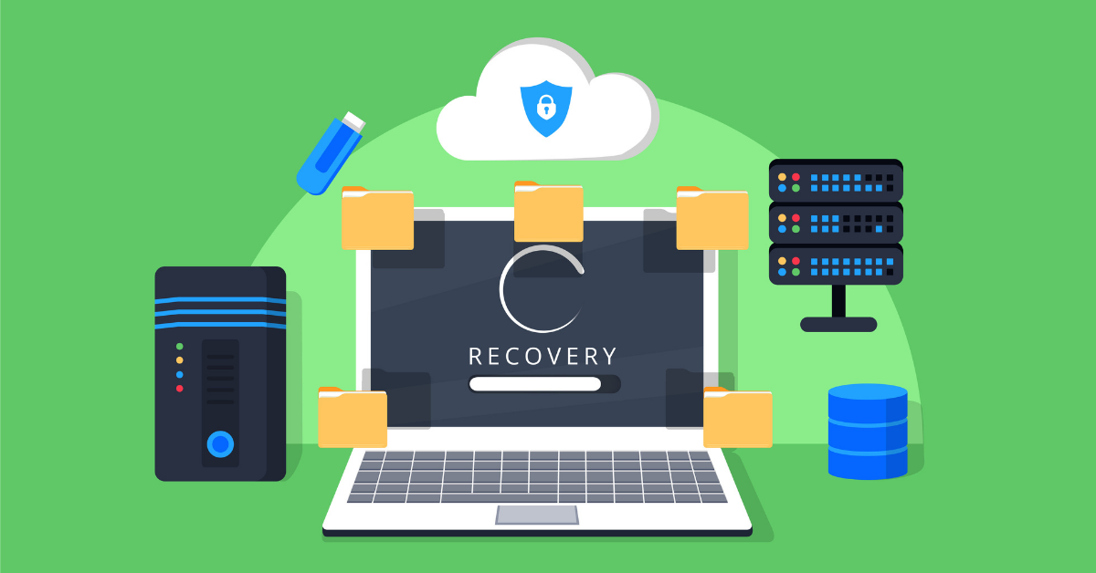 Have you ever thought about outsourcing your backup?