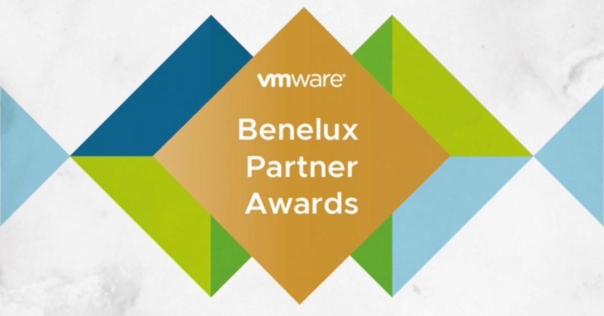 EASI nominated as most promising VMware partner 2019