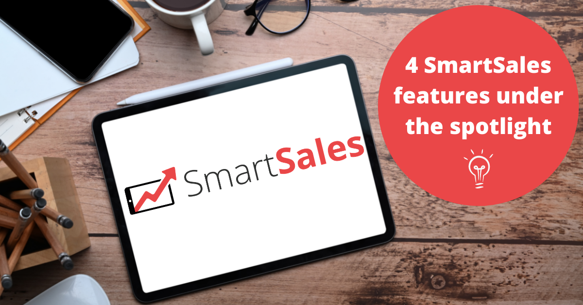 I bet you didn't know you could do that with SmartSales