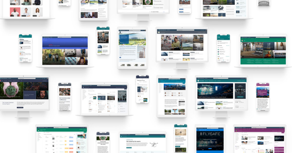 Is SharePoint an option to consider if you are building an Intranet?