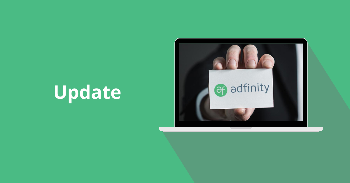 Review of Adfinity versions 1.8 and 1.9