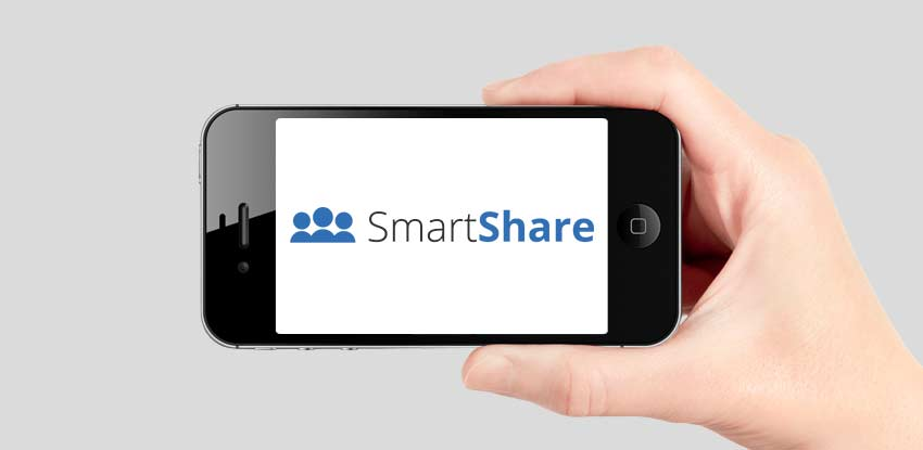 The SmartShare App : more mobility, less stress