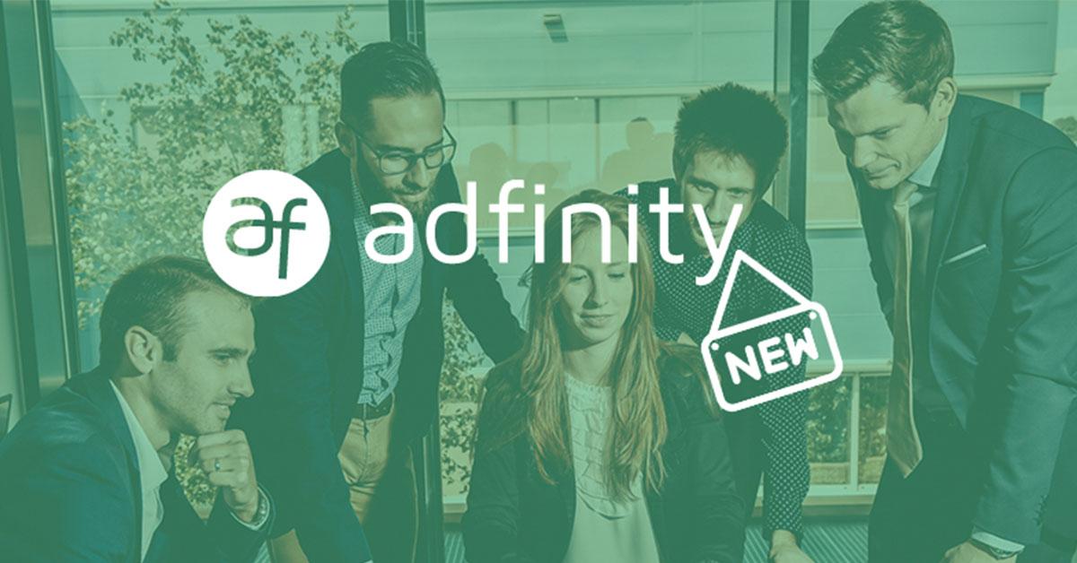 Adfinity Web Access (Nouveautés 1.4.0)