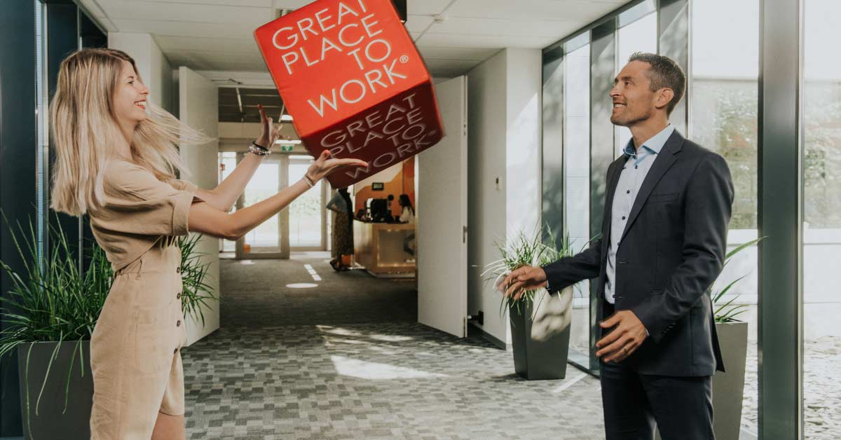 Employee participation is key to attract and keep good employees