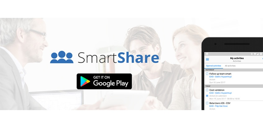 SmartShare in the Google Play Store: what's in it for you?